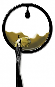 Oil Pouring Image