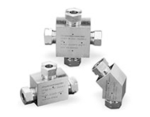 Hy-Lok High Pressure Valves